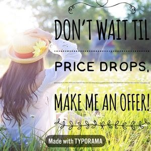 Other - Don't Miss Out! Make me an Offer!